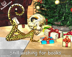 Still wishing for books...